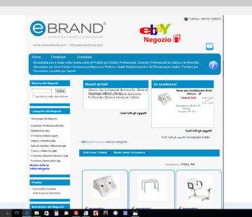 Grafica ebay ebrand