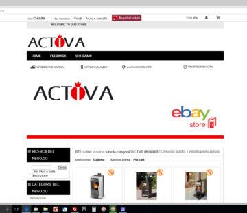 Grafica ebay Activa
